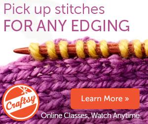Craftsy Edging Class